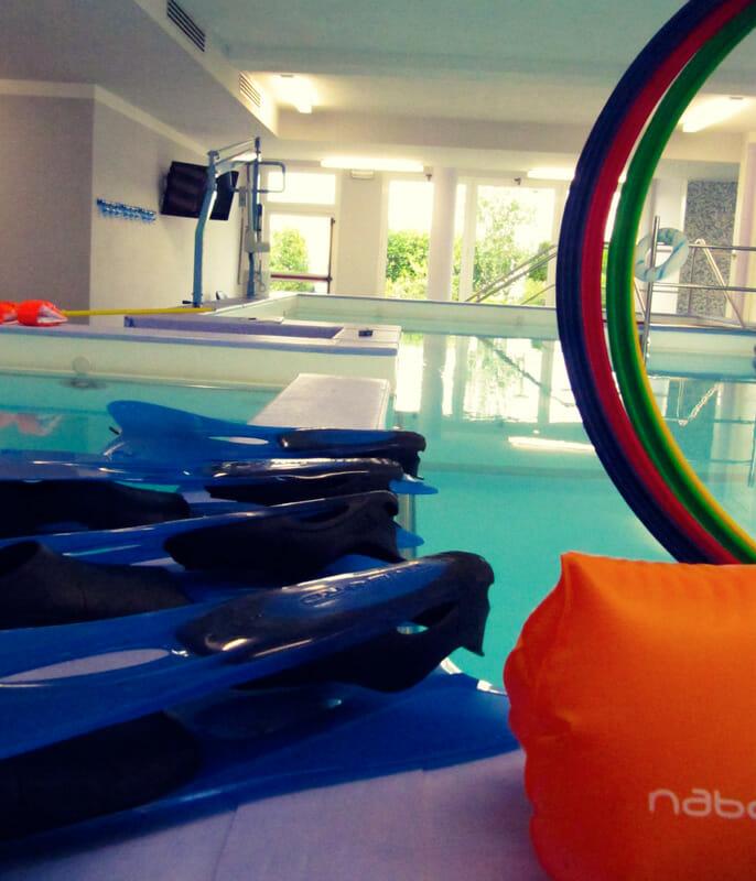 La piscina di Xray One