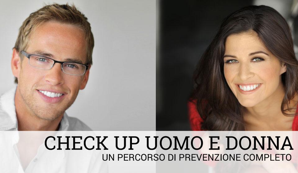 check up percorso di prevenzione
